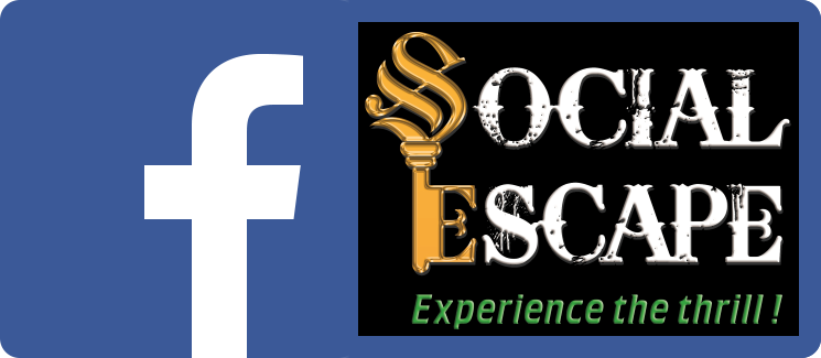 Social Escape Rooms Facebook