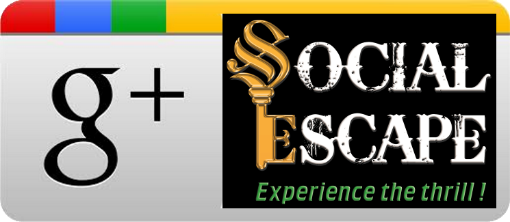 Social Escape Rooms Google