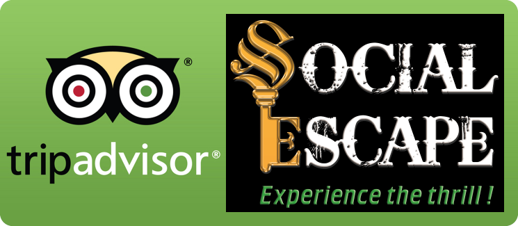 Social Escape Rooms TripAdvisor